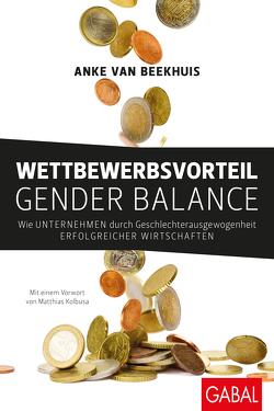 Wettbewerbsvorteil Gender Balance von Kolbusa,  Matthias, van Beekhuis,  Anke