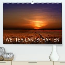 WETTER-LANDSCHAFTEN (Premium, hochwertiger DIN A2 Wandkalender 2020, Kunstdruck in Hochglanz) von Schumacher,  Franz