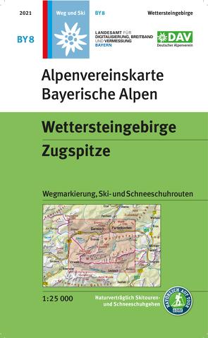 Wettersteingebirge, Zugspitze von Deutscher Alpenverein e.V.