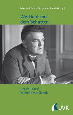 Wettlauf mit dem Schatten von Bosch,  Manfred, Kopitzki,  Siegmund