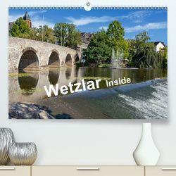 Wetzlar Inside (Premium, hochwertiger DIN A2 Wandkalender 2020, Kunstdruck in Hochglanz) von Eckerlin,  Claus