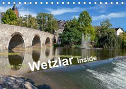 Wetzlar Inside (Tischkalender 2019 DIN A5 quer) von Eckerlin,  Claus
