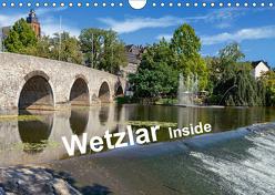 Wetzlar Inside (Wandkalender 2019 DIN A4 quer) von Eckerlin,  Claus