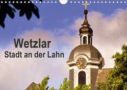 Wetzlar – Stadt an der Lahn (Wandkalender 2021 DIN A4 quer) von Thauwald,  Pia