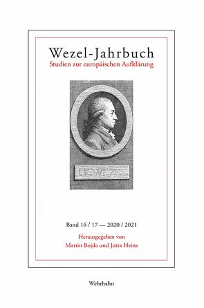 Wezel- Jahrbuch von Bojda,  Martin, Heinz,  Jutta