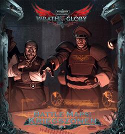 WH40K: Wrath & Glory Battlemaps Kriegszonen von Schmidt,  Maik