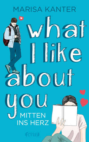 What I Like About You von Kanter,  Marisa
