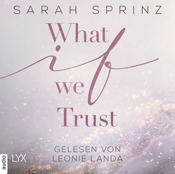 What if we Trust von Sprinz,  Sarah