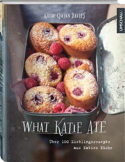 What Katie ate von Quinn Davies,  Katie