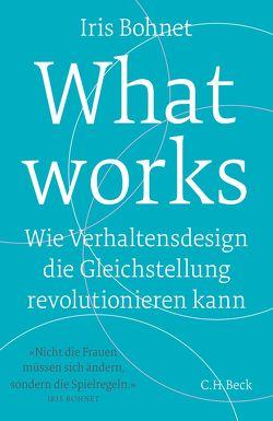 What works von Bohnet,  Iris, Schäfer,  Ursel
