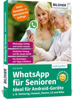 WhatsApp für Senioren von Schmid,  Anja