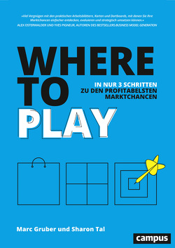 Where to Play von Gruber,  Marc, Tal,  Sharon, Wegberg,  Jordan T. A.