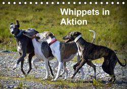 Whippets in AktionAT-Version (Tischkalender 2021 DIN A5 quer) von Redl,  Ula
