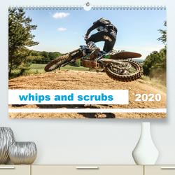 whips and scrubs (Premium, hochwertiger DIN A2 Wandkalender 2020, Kunstdruck in Hochglanz) von Fitkau Fotografie & Design,  Arne