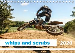 whips and scrubs (Tischkalender 2020 DIN A5 quer) von Fitkau Fotografie & Design,  Arne