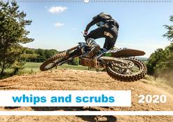 whips and scrubs (Wandkalender 2020 DIN A2 quer) von Fitkau Fotografie & Design,  Arne