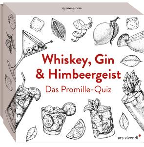 Whiskey, Gin und Himbeergeist von Raupach,  Markus