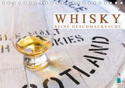 Whisky: Reine Geschmacksache (Tischkalender 2020 DIN A5 quer) von CALVENDO