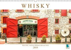 Whisky: Reine Geschmacksache (Wandkalender 2019 DIN A3 quer) von CALVENDO