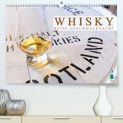 Whisky: Reine Geschmacksache (Premium, hochwertiger DIN A2 Wandkalender 2020, Kunstdruck in Hochglanz) von CALVENDO
