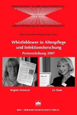 Whistleblower in Altenpflege und Infektionsforschung von Deiseroth,  Dieter, Deiseroth,  Dieter; Falter