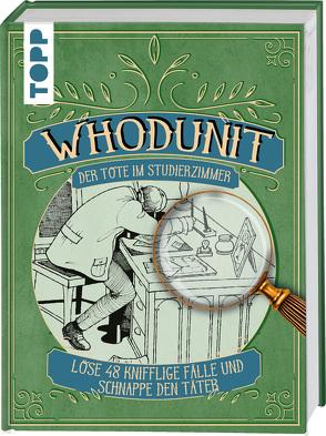 Whodunit – Der Tote im Studierzimmer von Dedopulos,  Tim