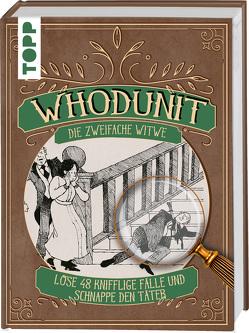 Whodunit – Die zweifache Witwe von Dedopulos,  Tim