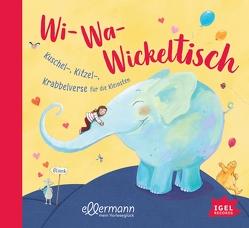 Wi-Wa-Wickeltisch von Gawlich,  Cathlen, Henze,  Dagmar, Richter,  Jutta