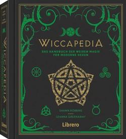 Wiccapedia von Greeneaway,  Lena, Robbins,  Shawn