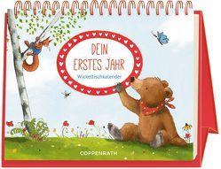 Wickeltischkalender – BabyBär – Dein erstes Jahr von Reider,  Katja, Wilson,  Henrike