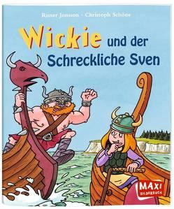 Wickie und der Schreckliche Sven von Jonsson,  Runer, Schöne,  Christoph