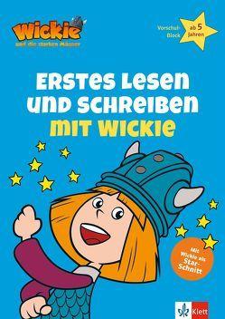 Wickie und die starken Männer: Erstes Lesen und Schreiben mit Wickie
