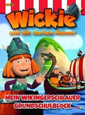 Wickie und die starken Männer Grundschulblock von Hoffart,  Nicole
