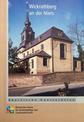 Wickrathberg an der Niers von Marx,  Michael, Wiemer,  Karl P