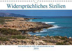 Widersprüchliches Sizilien (Wandkalender 2019 DIN A4 quer) von Matejka,  Birgit