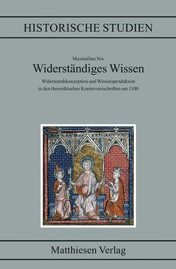 Widerständiges Wissen von Nix,  Maximilian