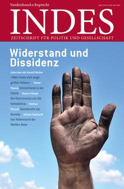 Widerstand und Dissidenz von Walter,  Franz