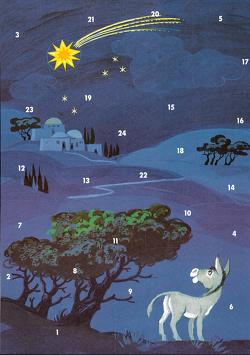 Wie Aaron nach Bethlehem kam von Cratzius,  Barbara, Knospe,  Karl