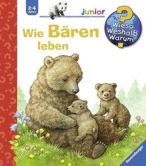 Wie Bären leben von Möller,  Anne