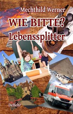 WIE BITTE? – Lebenssplitter von Werner,  Mechthild