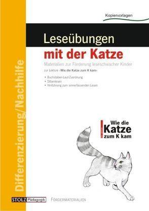 Wie die Katze zum K kam – Leseübungen mit der Katze von Pfeiffer,  Karin