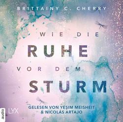 Wie die Ruhe vor dem Sturm von Bendels,  Katja, Cherry,  Brittainy C.