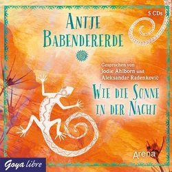 Wie die Sonne in der Nacht von Ahlborn,  Jodie, Babendererde,  Antje, Radenkovic,  Aleksandar