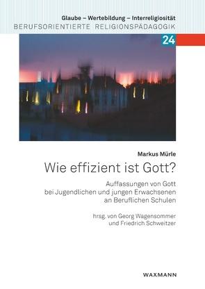 Wie effizient ist Gott? von Mürle,  Markus, Schweitzer,  Friedrich, Wagensommer,  Georg