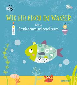 Wie ein Fisch im Wasser von Boretzki,  Anja, Fritsch,  Marlene