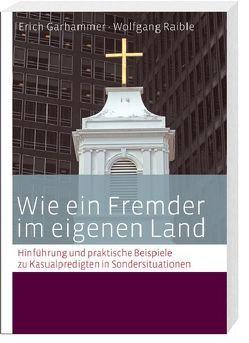 Wie ein Fremder im eigenen Land (Jer 14,8) von Garhammer,  Erich, Raible,  Wolfgang, Seip,  Jörg, Spielberg,  Bernhard