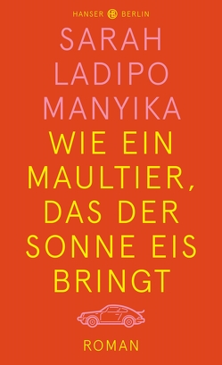 Wie ein Maultier, das der Sonne Eis bringt von Baark,  Monika, Ladipo Manyika,  Sarah