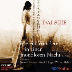 Wie ein Wanderer in einer mondlosen Nacht von Dai Sijie, Huppt,  Patrick, Rehm,  Werner, Wasser,  Svenja