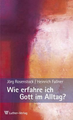 Wie erfahre ich Gott im Alltag? von Fallner,  Heinrich, Rosenstock,  Jörg