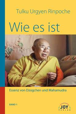 Wie es ist – Band 1 von Barthel,  Kerstin, Urgyen Rinpoche,  Kyabje
